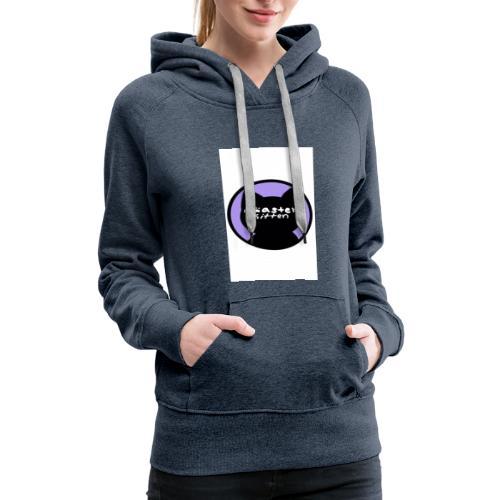 Coaster Kitten Official 2018 Logo - Women's Premium Hoodie