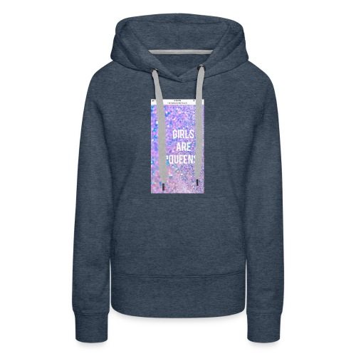 zakearri online shopping - Women's Premium Hoodie