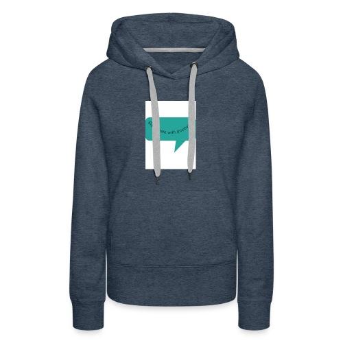 bhwp 1 shirt - Women's Premium Hoodie