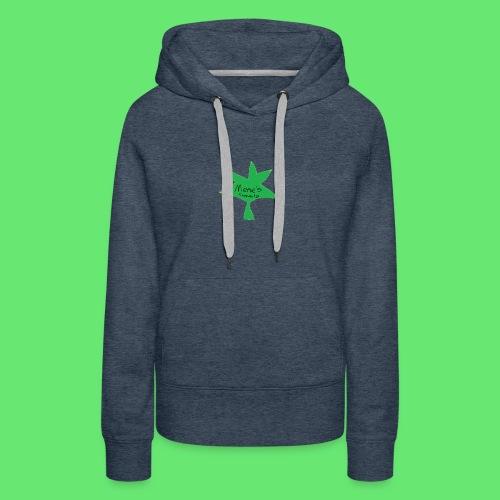 ESCLUSIVE!! 420 weed is coolio for kidlios SHIrT!1 - Women's Premium Hoodie