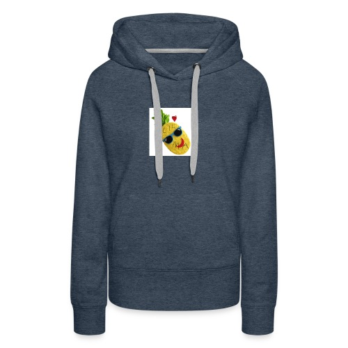 toot to ligma pineapples - Women's Premium Hoodie