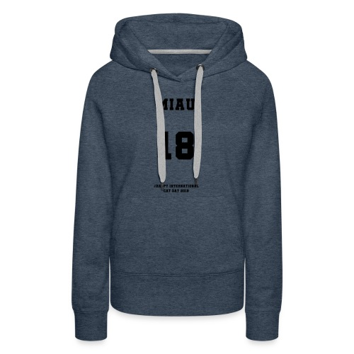 International Cat Day - Women's Premium Hoodie