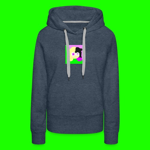 Holly-Chan and Nonaka - Women's Premium Hoodie
