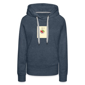 It's cool and comfortable - Women's Premium Hoodie