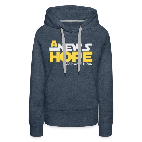 LOGO AND QUESTION copy 3 008 - Women's Premium Hoodie
