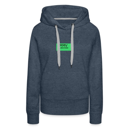 MMV BEST IN ONE - Women's Premium Hoodie