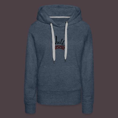Null Logo - Women's Premium Hoodie