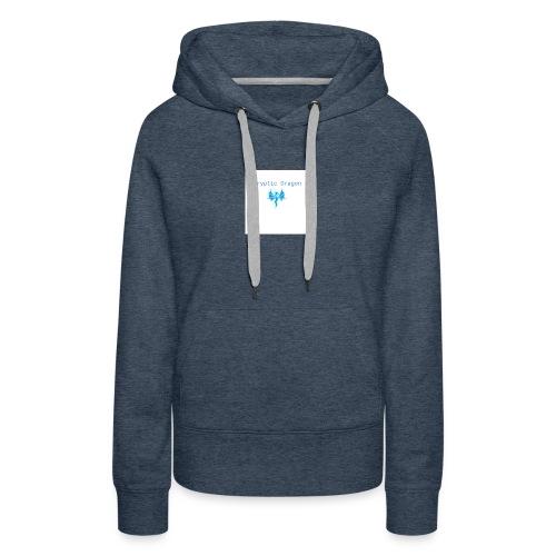 kryptic logo - Women's Premium Hoodie