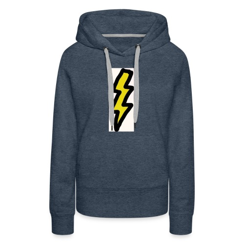 fab lightning - Women's Premium Hoodie