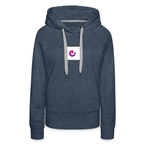 Dragon FraGZ_ logo - Women's Premium Hoodie