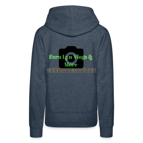 Fern Lyn Vlogs & More - Women's Premium Hoodie