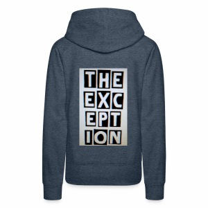 The Exception Campaign - Women's Premium Hoodie