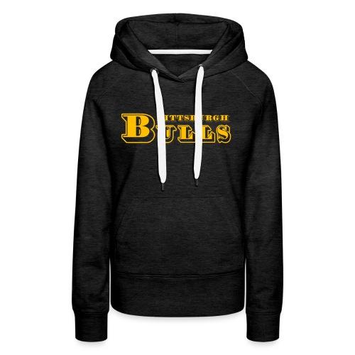 Pittsburgh Bulls - Women's Premium Hoodie
