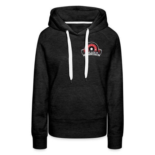 Armed Strength Conditioning cv 1 png - Women's Premium Hoodie