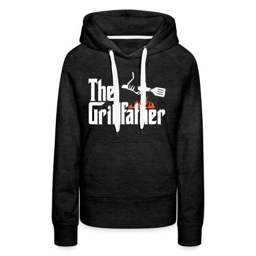 The Grillfather - Women's Premium Hoodie