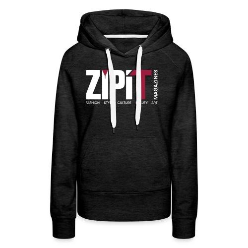 zipit magazines light - Women's Premium Hoodie