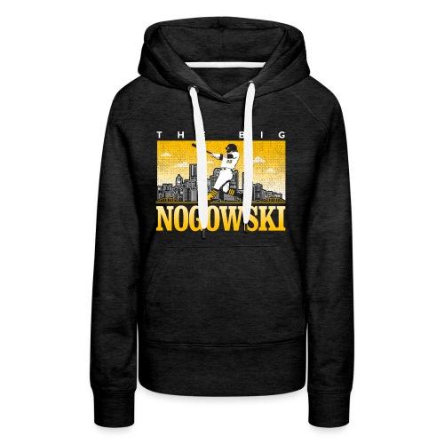 The Big Nogowski - Women's Premium Hoodie