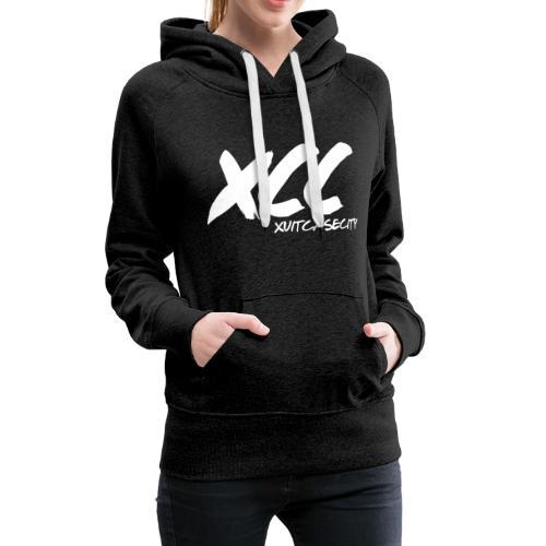 XCC Big Logo - Women's Premium Hoodie