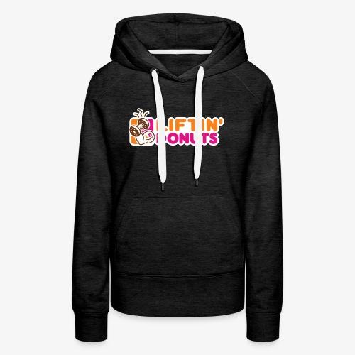 Liftin' Donuts - Women's Premium Hoodie