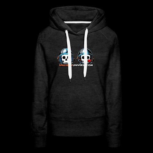 Spaceboy Universe Spaceboy and Surlana - Women's Premium Hoodie