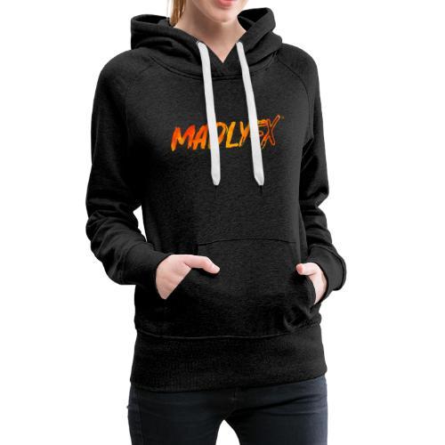 MadlyFX Logo - Women's Premium Hoodie