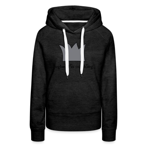 Jughead is our king - Women's Premium Hoodie