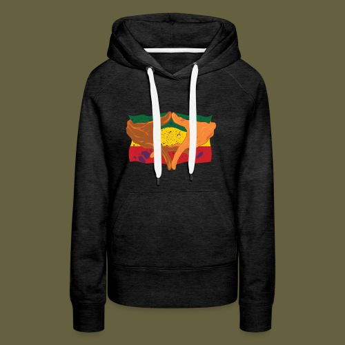 Hands of His Imperial Majesty - Women's Premium Hoodie