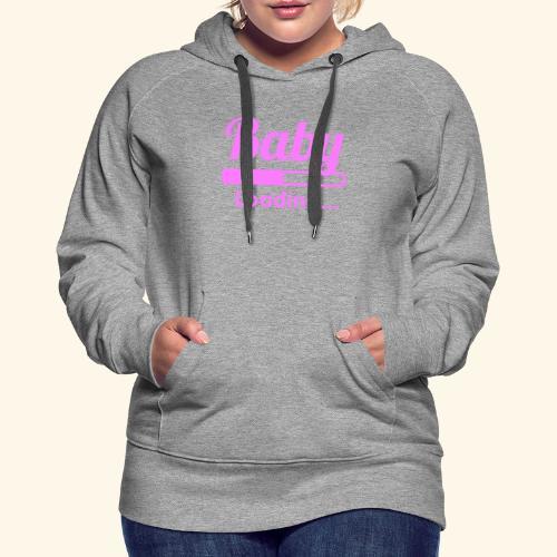Pink Baby Loading - Women's Premium Hoodie