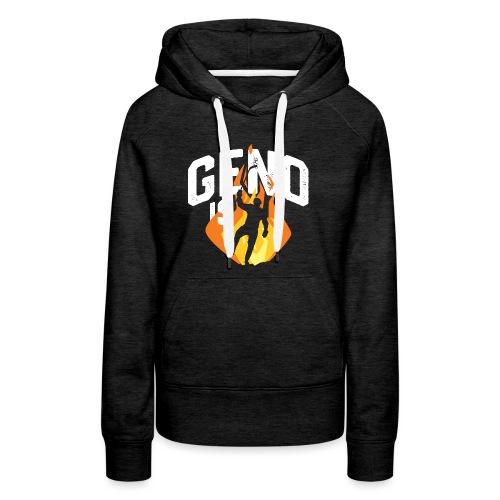 Geno is Fire - Women's Premium Hoodie
