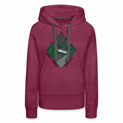 SMBB Original Colour - Women's Premium Hoodie