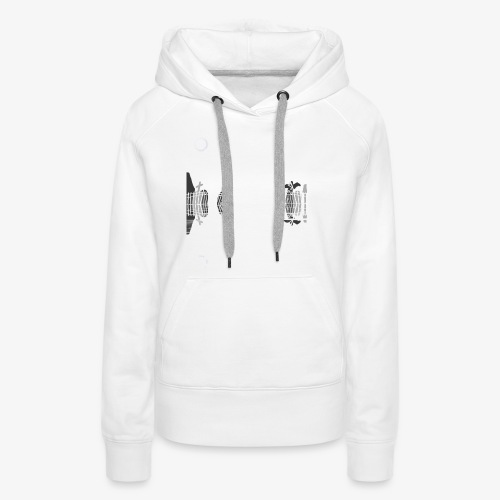 take me to the church - Women's Premium Hoodie