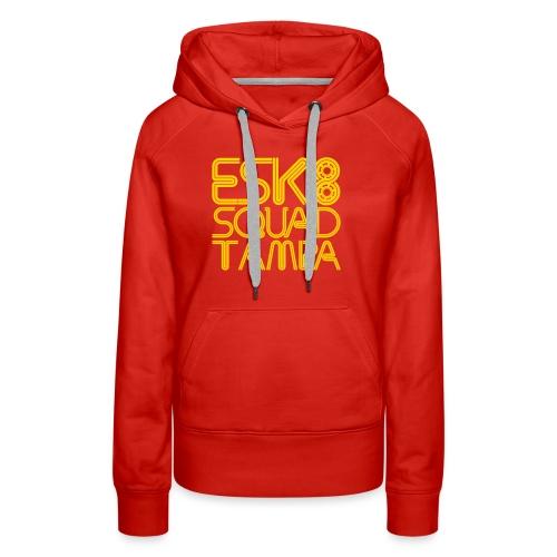 Esk8Squad TampaBay - Women's Premium Hoodie
