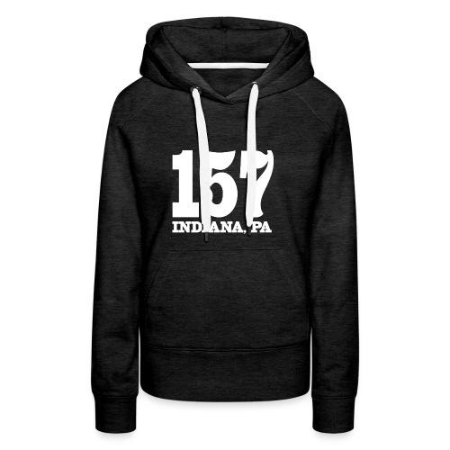 157 Indie Tee - Women's Premium Hoodie