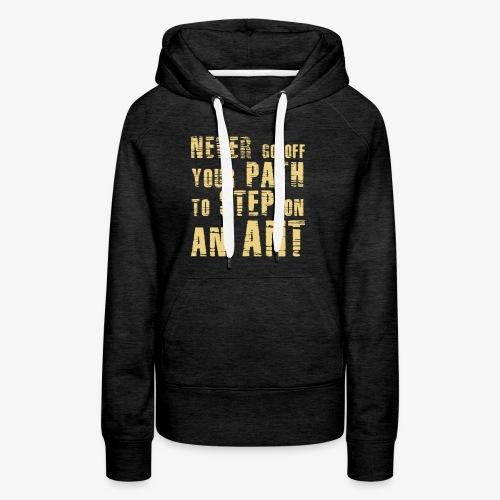 Ant Design - Women's Premium Hoodie