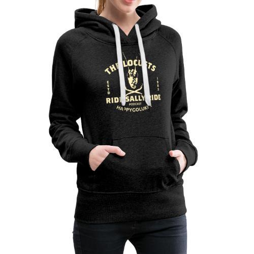 Locusts Design 2 - Women's Premium Hoodie