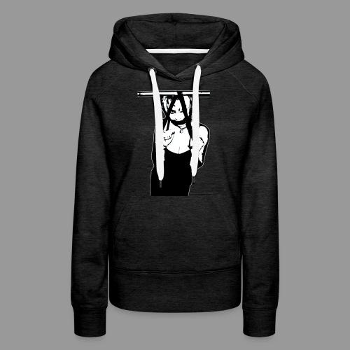 All Tied Up At The Moment - Women's Premium Hoodie