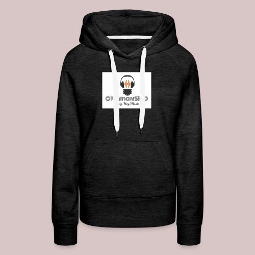 ONEmanSHO LOGO - Women's Premium Hoodie