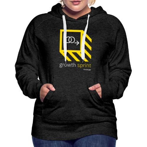 Growth Sprint 1 - Women's Premium Hoodie
