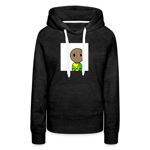 My first animation - Women's Premium Hoodie