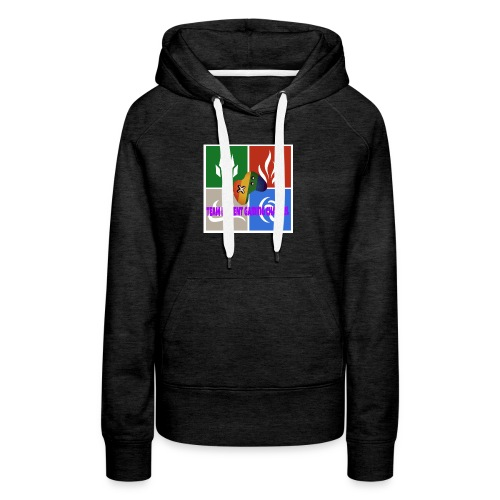 Team element gaming channel - Women's Premium Hoodie