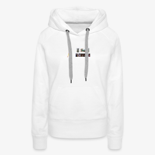 Dauntless Devise Designs - Women's Premium Hoodie