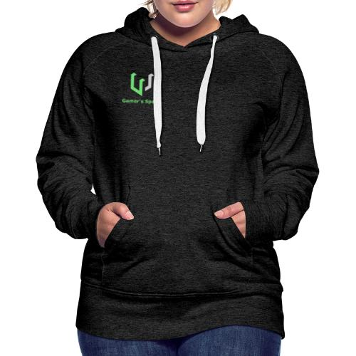 GamersSpaceMerch - Women's Premium Hoodie
