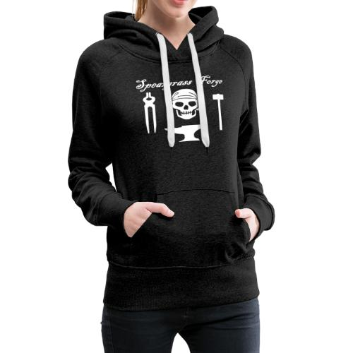 Blacksmithings do it - Women's Premium Hoodie
