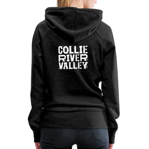 Collie River Valley - Women's Premium Hoodie