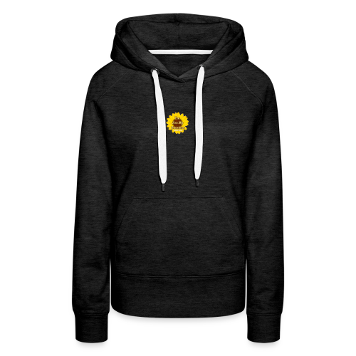 You are my sunshine Flower - Women's Premium Hoodie