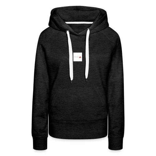 LogoSample - Women's Premium Hoodie