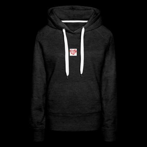 I Love You - Women's Premium Hoodie