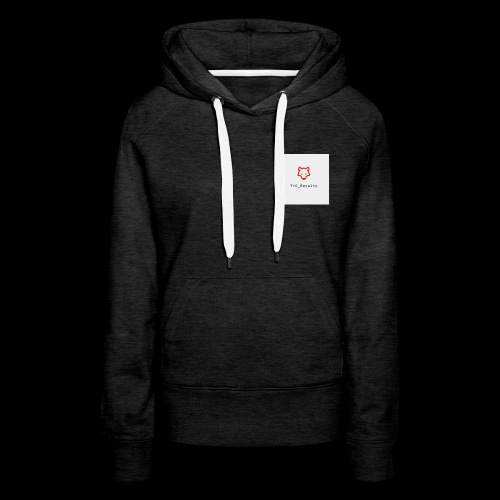 The Rebellion Clan - Women's Premium Hoodie