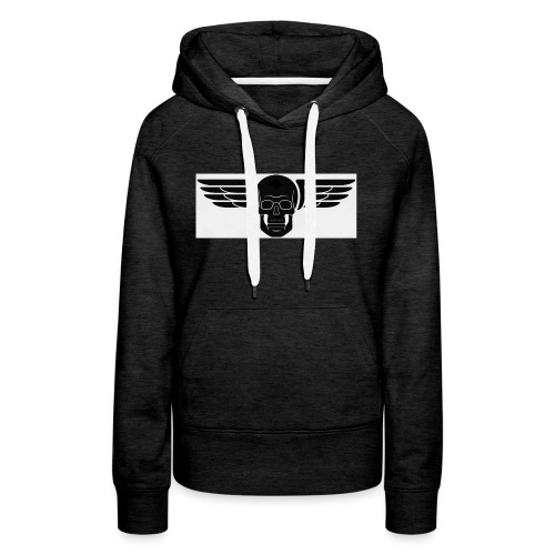 Ty Kirkland Flying Emblem - Women's Premium Hoodie