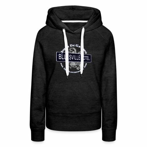 John DeGarmo and the Bluesberries Jam Merchandise - Women's Premium Hoodie